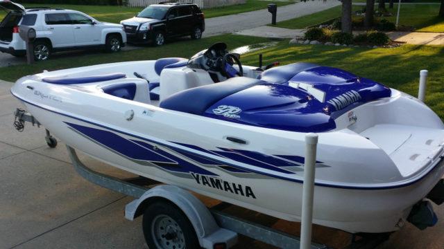 Лодки Yamaha - обзор моделей