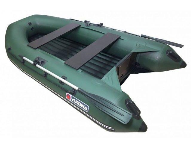Лодки Yukona