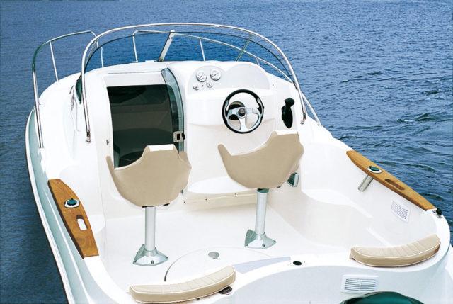 Пластиковые катера quicksilver