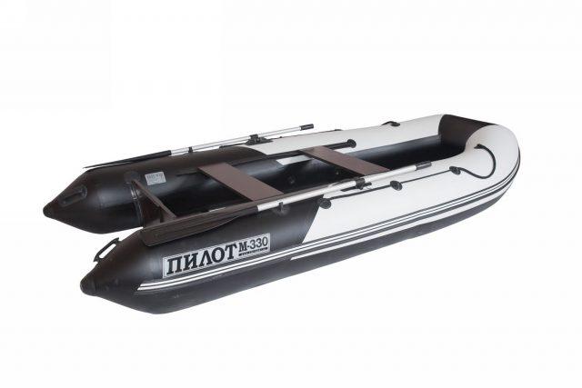 Обзор модельного ряда лодок «Пилот»