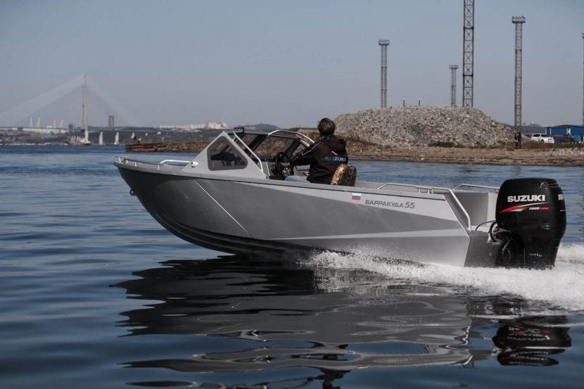 Лодки Барракуда: фото, модели, обзор и характеристики