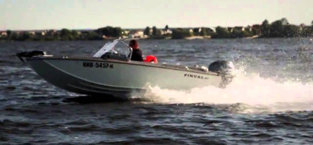 Лодки fishline - семейная классика