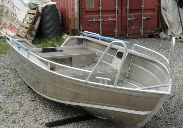 Моторные Лодки Аллюр
