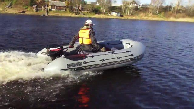 Лодки Навигатор – качество и надежность