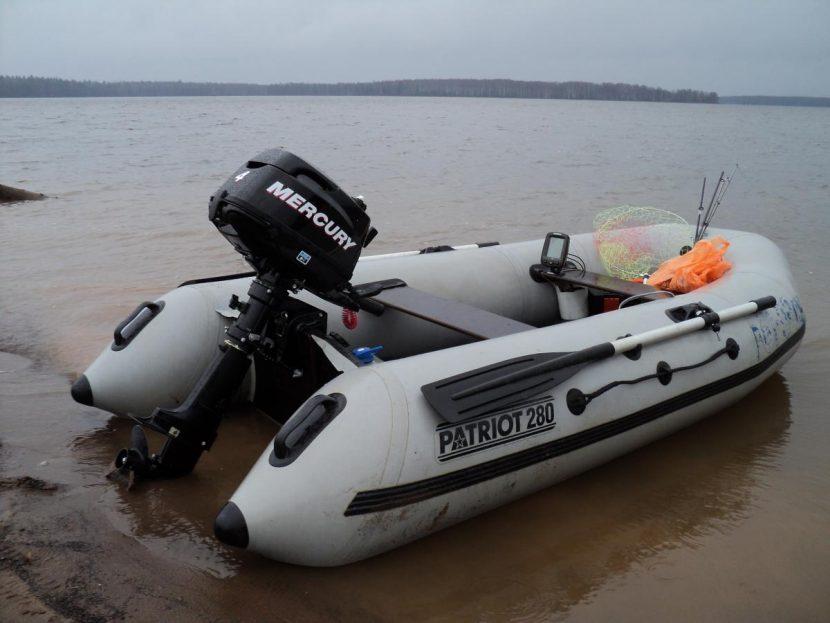 Лодки Патриот: фото, обзор моделей, характеристики и различия