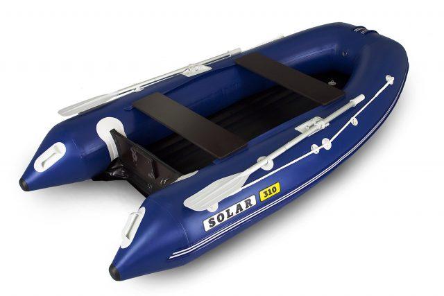 "Лодки ""Солар"" - обзор моделей"