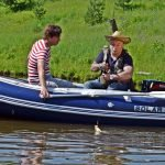 Лодки Солар: модели, фото, обзор, характеристики и отзывы