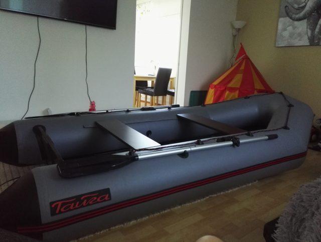ПВХ Лодки «Тайга» - компактные и доступные