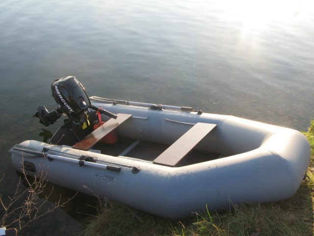 Надувные лодки Stream – сравнение моделей