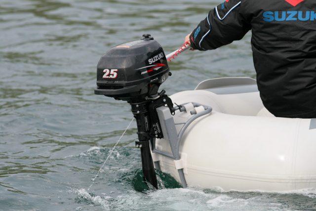 Рейтинг лучших моторов для ПВХ лодок