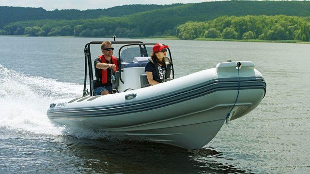 Лодки Brig - доступные модели для рыбалки