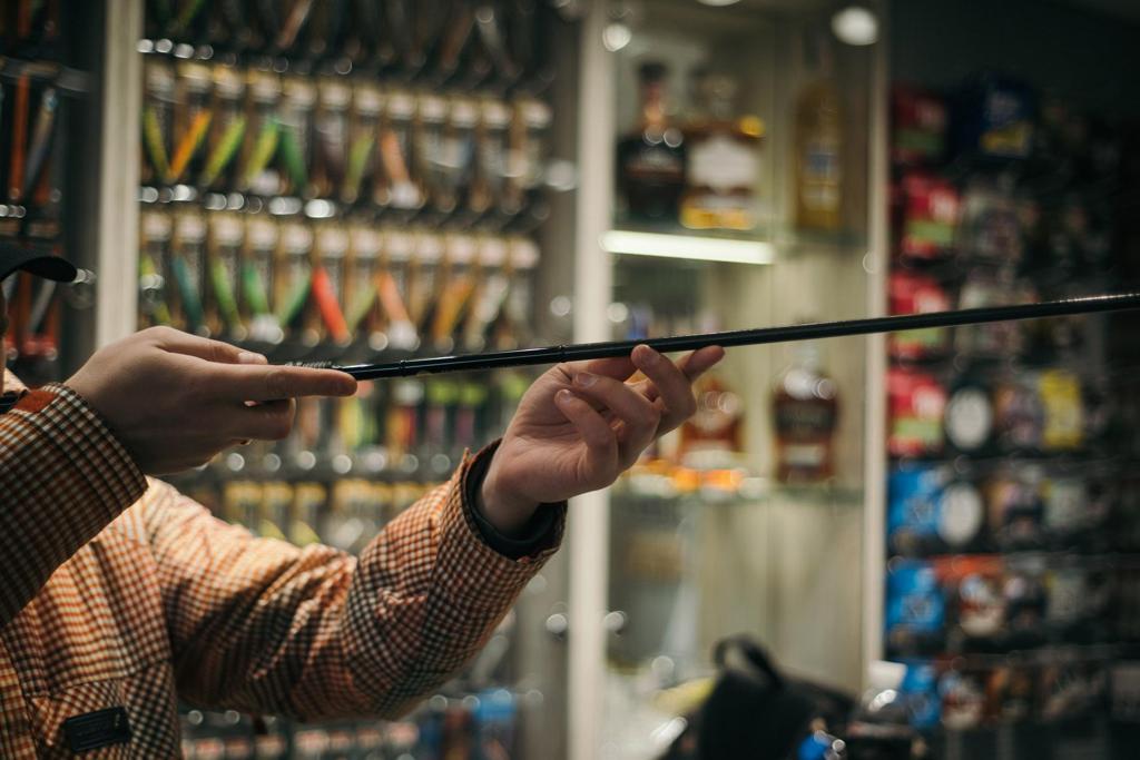 Японские спиннинги — выбор любителей спортивной рыбалки