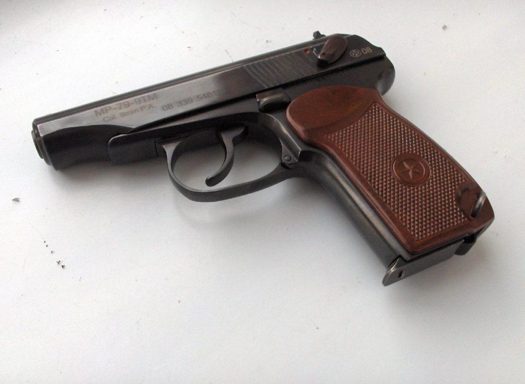 Выбор оружия для самозащиты